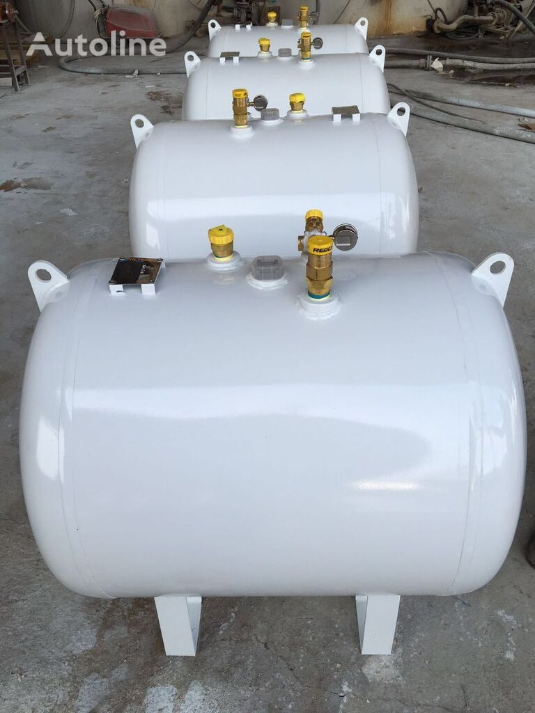 LPG Domestic Tanks gas tank trailer