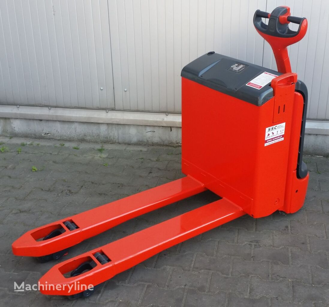 LINDE T18 electric pallet truck