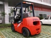 new HELI CPCD25-WSG forklift