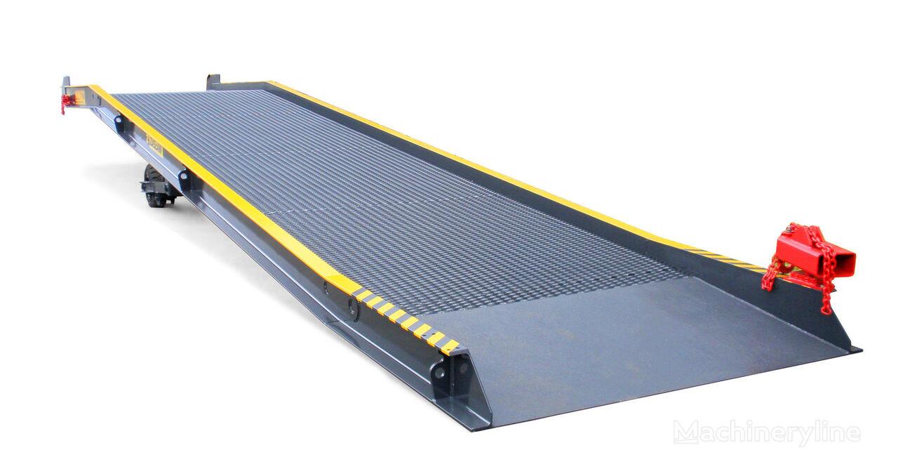 new MOBILE RAMP RM.07 mobile yard ramp