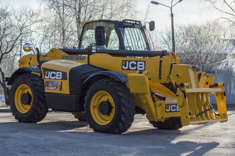JCB 535-125 telescopic handler