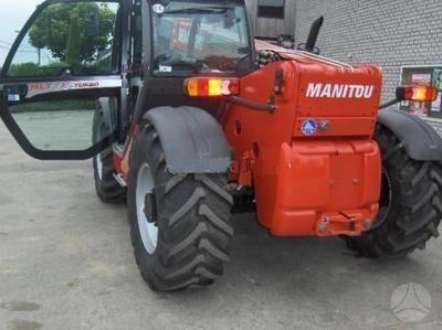new MANITOU M LT 731 TLSU telescopic handler