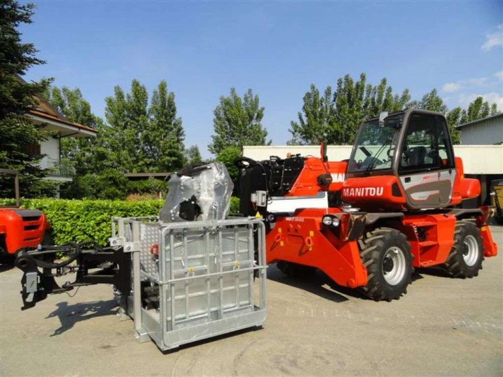 MANITOU MRT 18.40 EASY telescopic handler