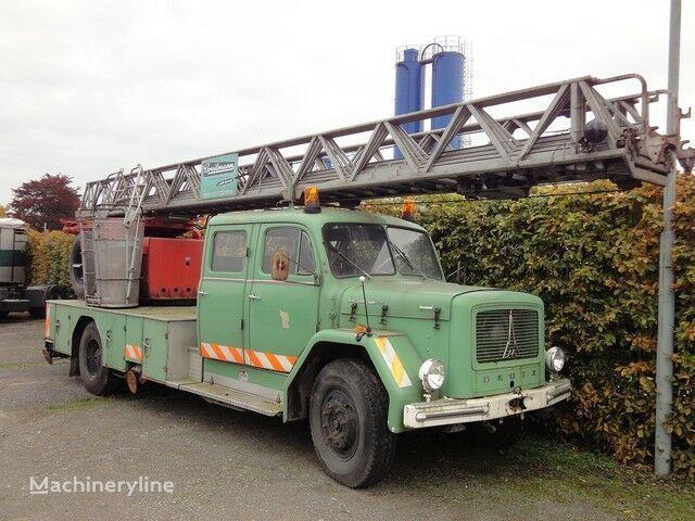 MAGIRUS Deutz Drehleiter DL 30 KHD 150 PS Jupiter fire ladder truck