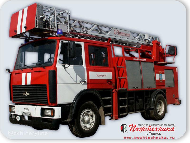 MAZ APS(L)-1,25-0,8    fire ladder truck