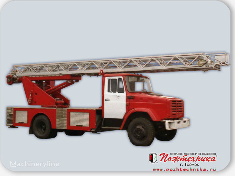 ZIL AL-31 fire ladder truck