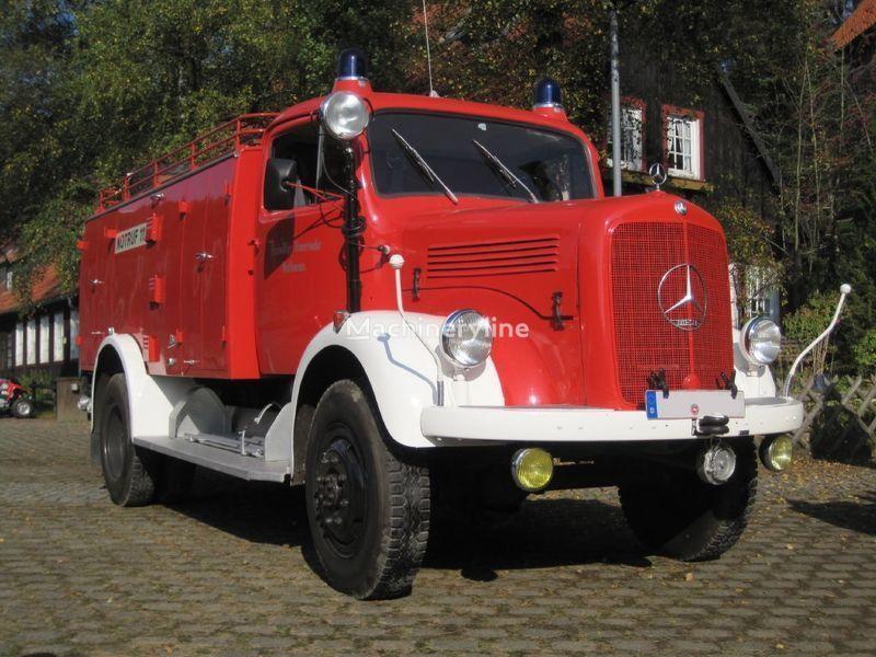 MERCEDES-BENZ LAF 311 Oldtimer fire tanker truck