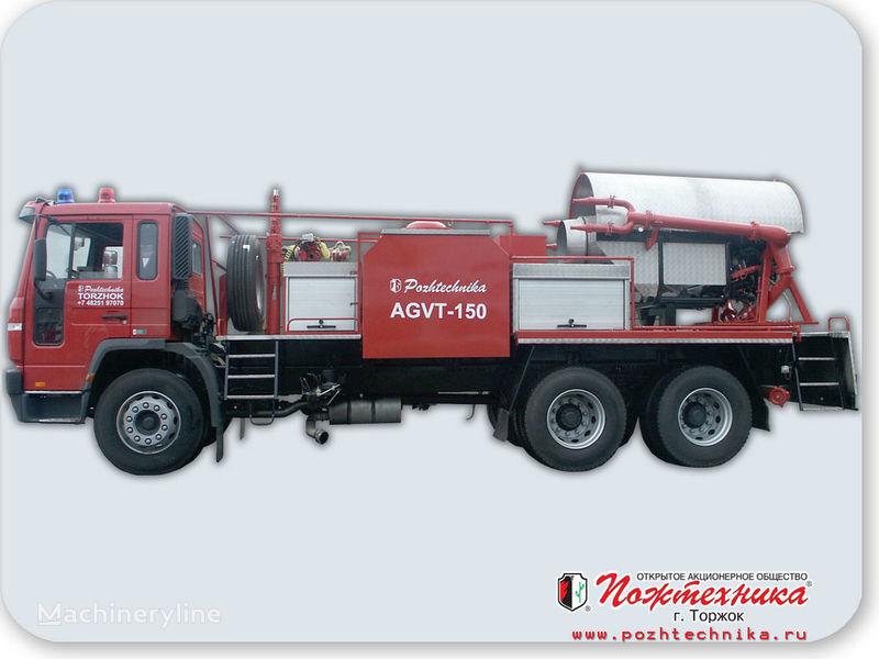 VOLVO AGVT-150 Avtomobil gazovogo tusheniya  fire tanker truck