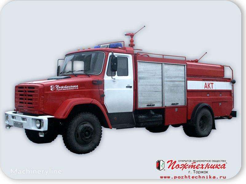 ZIL AKT-1,0/1000-40/40 Avtomobil kombinirovannogo tusheniya    fire tanker truck