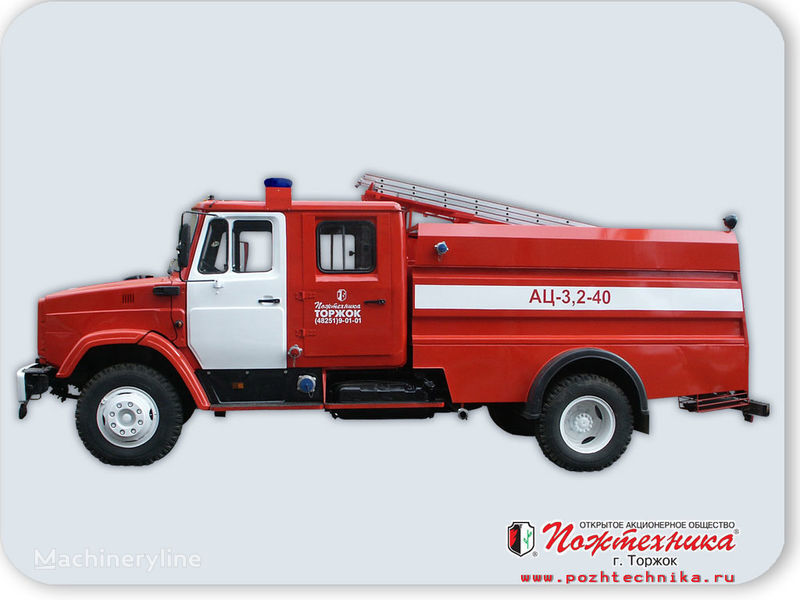 ZIL AC 3,2-40     fire truck