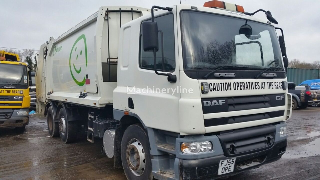 DAF CF garbage truck