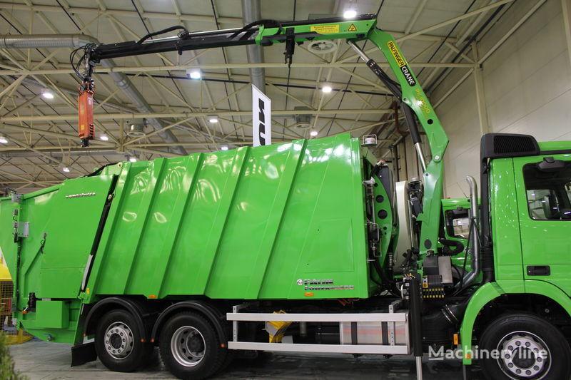 new FAUN POWERPRESS 520 garbage truck