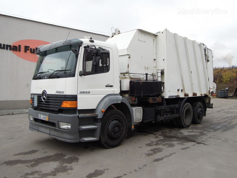 MERCEDES-BENZ Atego 2528 FOR PARTS garbage truck