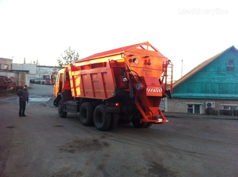 new ZIL MKDS 3 gritter