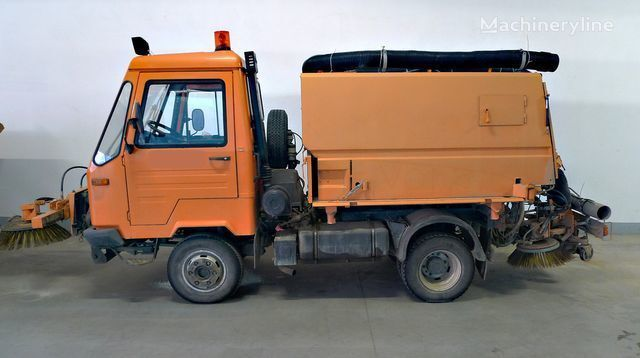 MULTICAR 26 TRILETY MUK (+ SAUGE 5m  road sweeper
