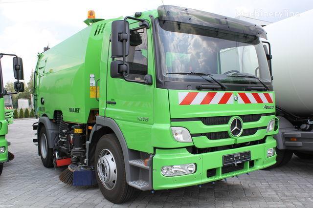 new VARZ-MV-1318-06 road sweeper