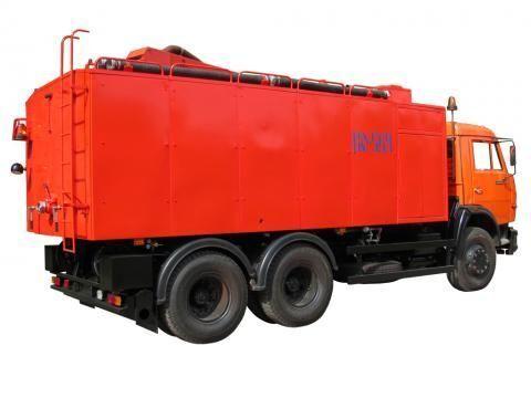 KAMAZ KO-564  sewer jetter truck