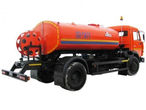 KAMAZ KO-564-20 sewer jetter truck