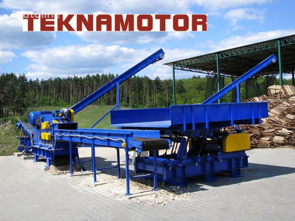 new TEKNAMOTOR Skorpion 650 EB sawmill