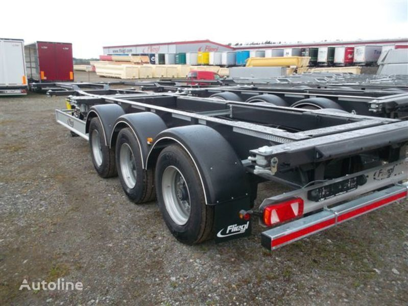 new FLIEGL CONTAINERCHASSIS container chassis semi-trailer