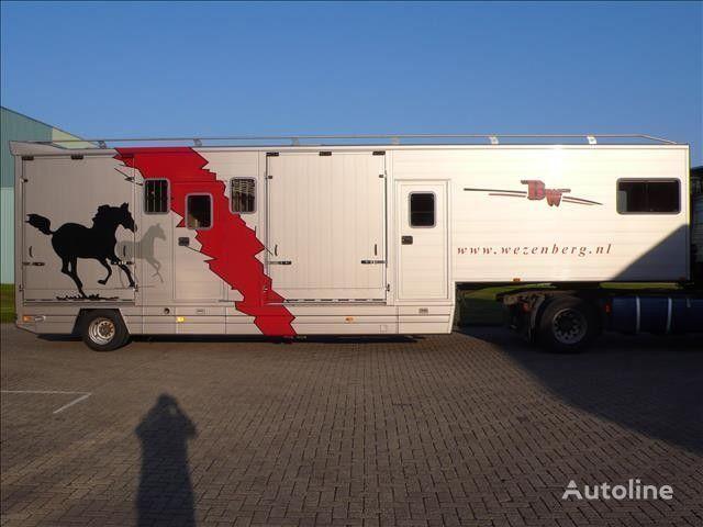 BERDEX livestock semi-trailer
