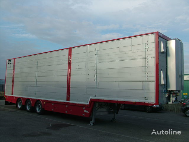 new PEZZAIOLI SBA32 3+3 etazha zagruzki livestock semi-trailer