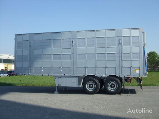 new PEZZAIOLI SBA53 3 etazha zagruzki livestock semi-trailer