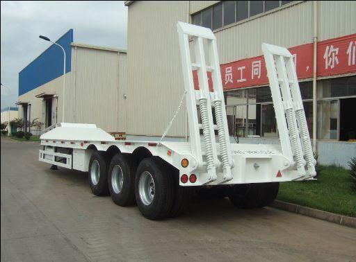 CMT 30T- 60T,-100T. low bed semi-trailer