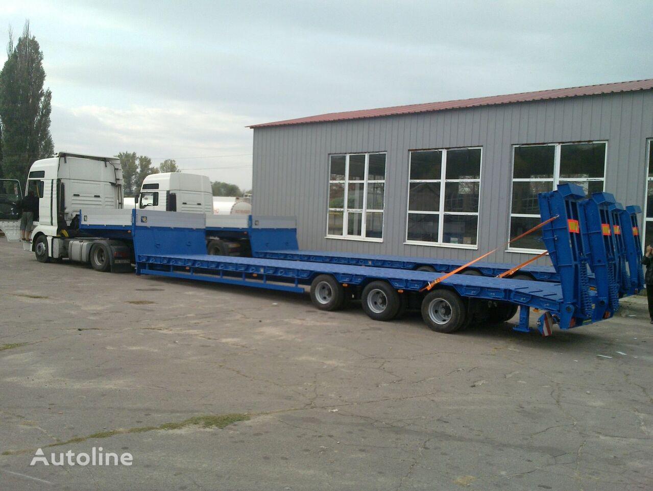 VARZ 3811 low bed semi-trailer