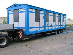 VARZ NPV 3811 low bed semi-trailer
