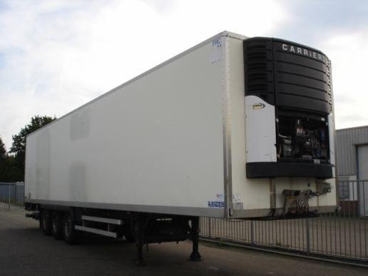 Diversen 3 Assige Koeloplegger refrigerated semi-trailer