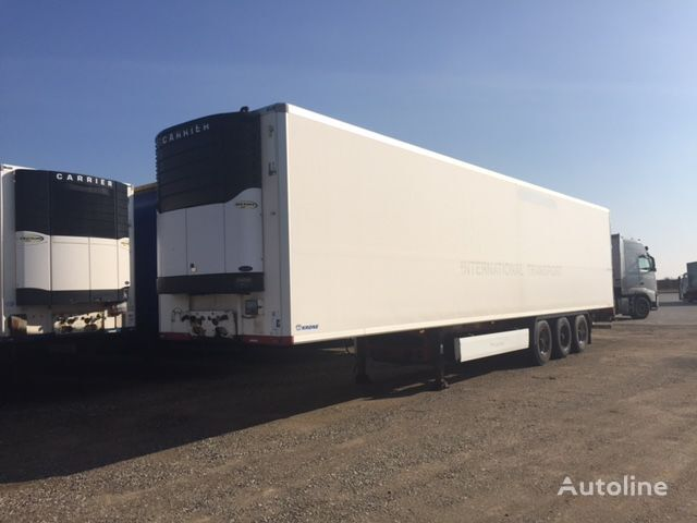 KRONE SDR refrigerated semi-trailer
