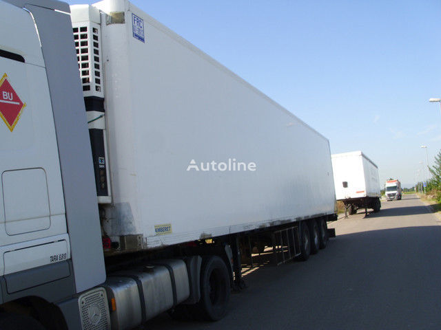 LAMBERET lvfs3e  refrigerated semi-trailer