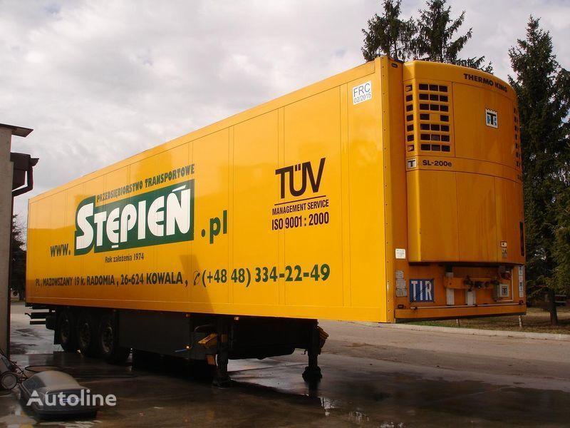 SCHMITZ SKO 24 refrigerated semi-trailer
