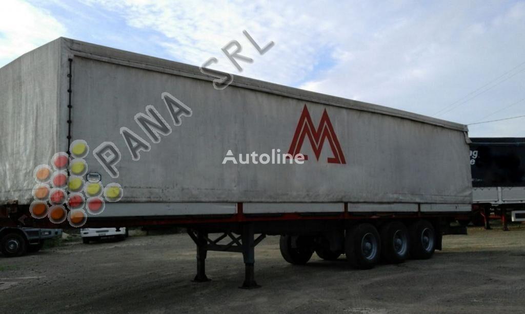 ACERBI AF05PL tilt semi-trailer