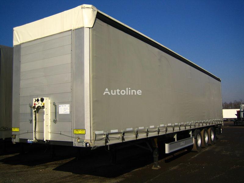 FLIEGL schuifzeilenoplegger  tilt semi-trailer