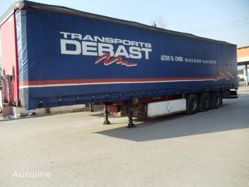 LECI TRAILER tilt semi-trailer