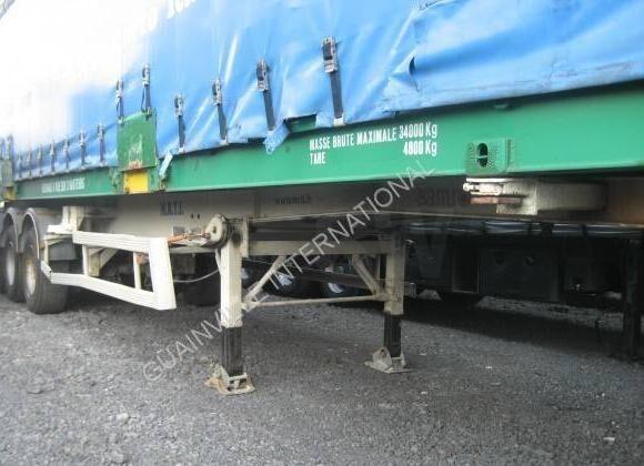 SAMRO Non spécifié tilt semi-trailer