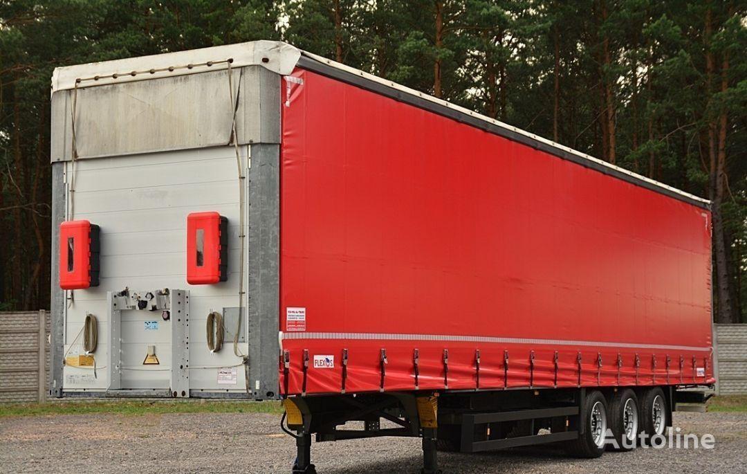 SCHMITZ Cargobull FIRANKA VARIOS MEGA Certyfikat.XL tilt semi-trailer
