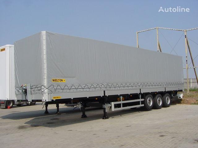 WIELTON NS34S tilt semi-trailer