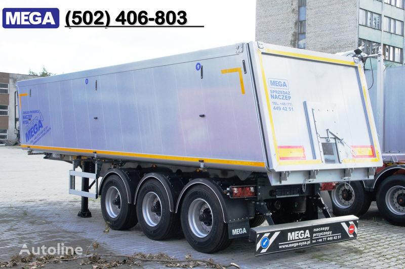 new MEGA 2015 SALE !!! 35 m³ - alum. tipper LIGHT - 5,300 KG & tailgate ! tipper semi-trailer