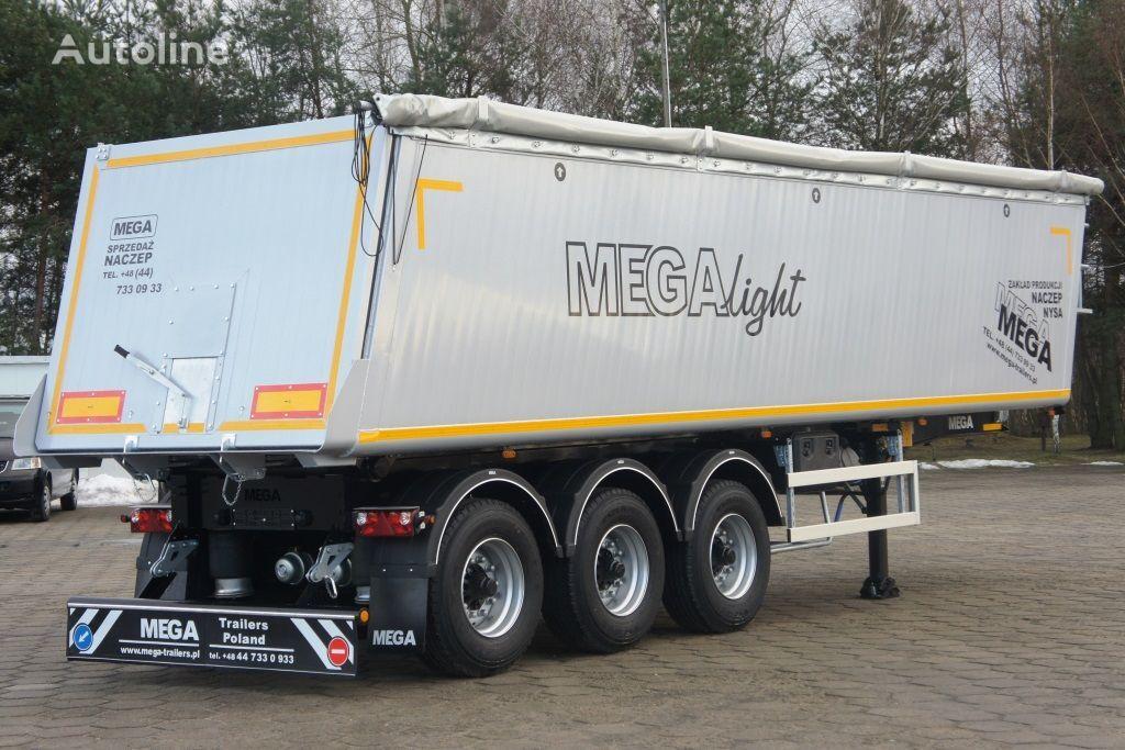 new MEGA 42 - 35 m³ - aluminum tipper