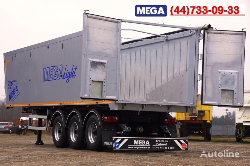 new MEGA 50 M³ ALUKIPPER