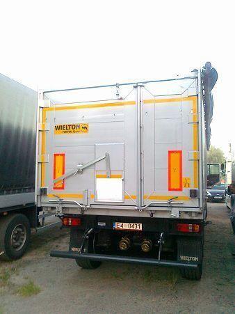 new WIELTON NW3 tipper semi-trailer