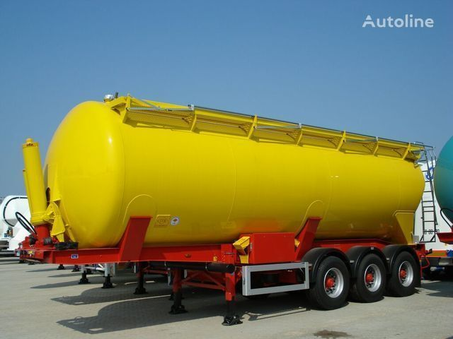 new FELDBINDER KIP 45 silo tank