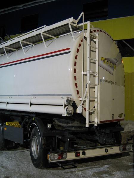 new WELGRO 97WSL4332 silo tank