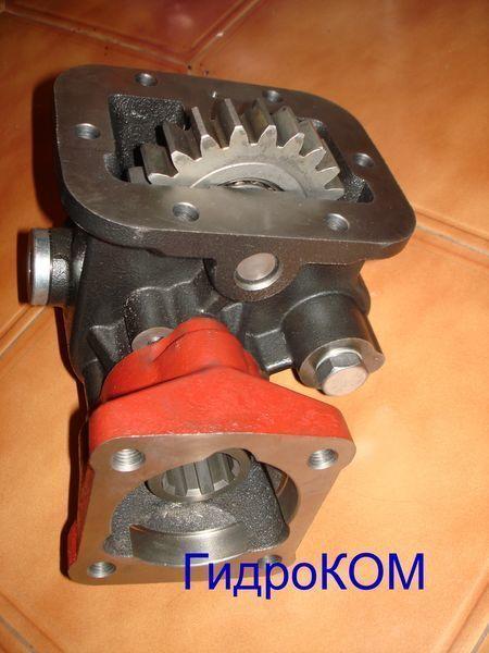 new ABER (Portugaliya), Binotto (Italiya), Steelioom (Turciya) KamAZ pod bananovidnyy nasos PTO for KAMAZ truck
