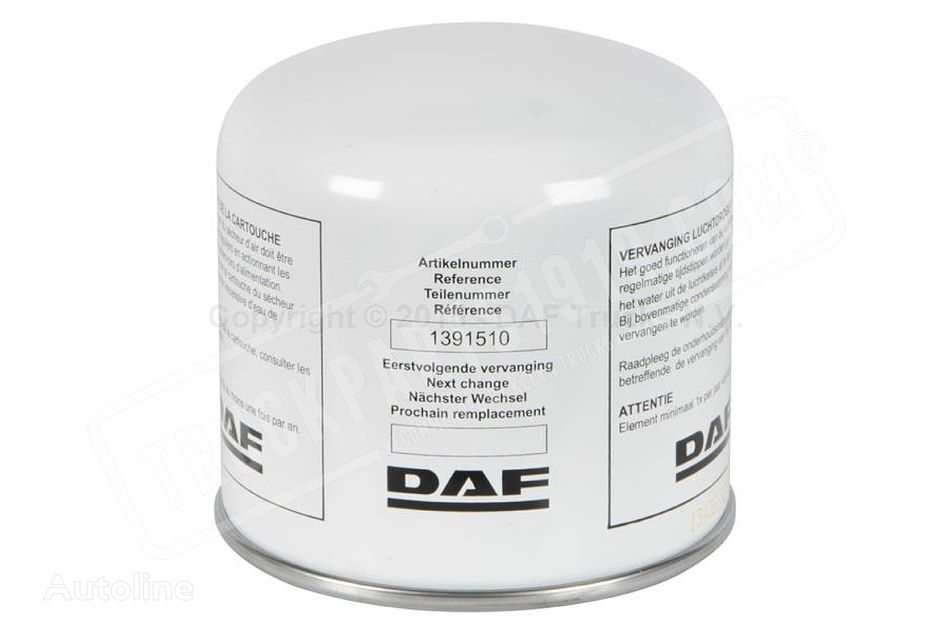 new DAF Air dryer filter air filter for DAF truck