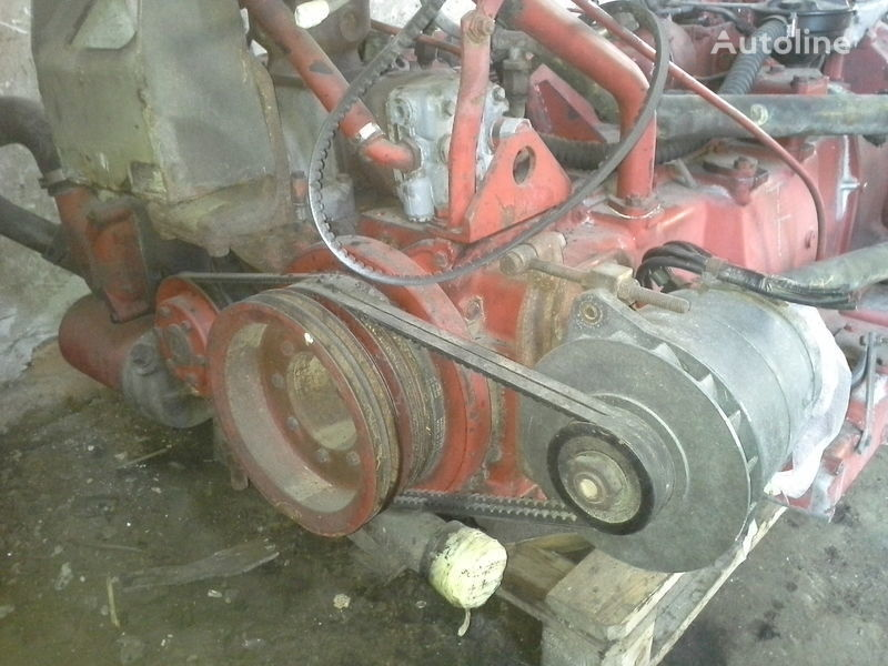 alternator for MAN bus