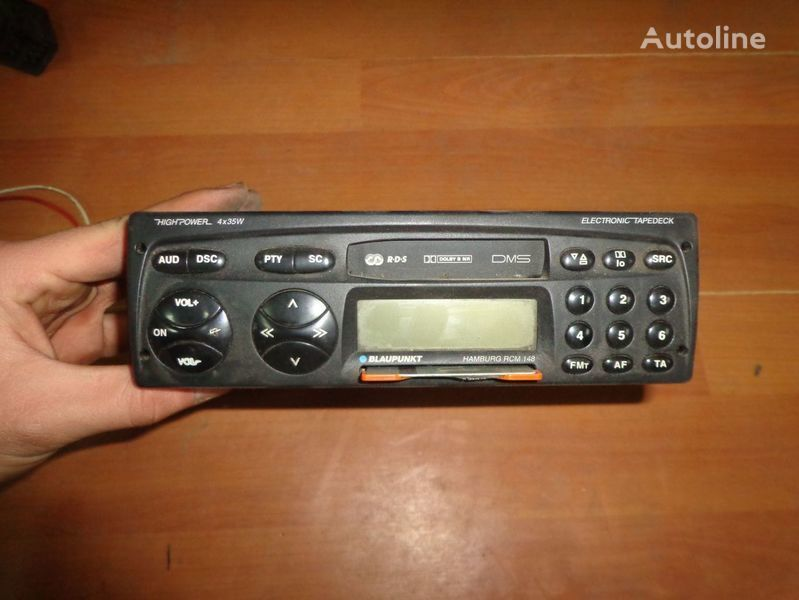 Blaupunkt Hamburg RCM 148 autoradio for van
